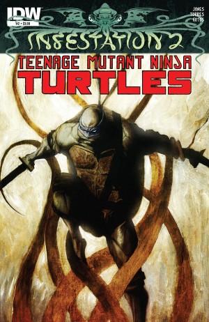 Infestation 2: Teenage Mutant Ninja Turtles #2
