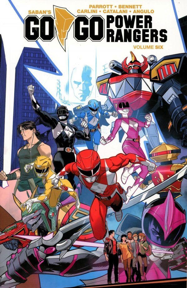 Go Go Power Rangers Vol. 6 TP