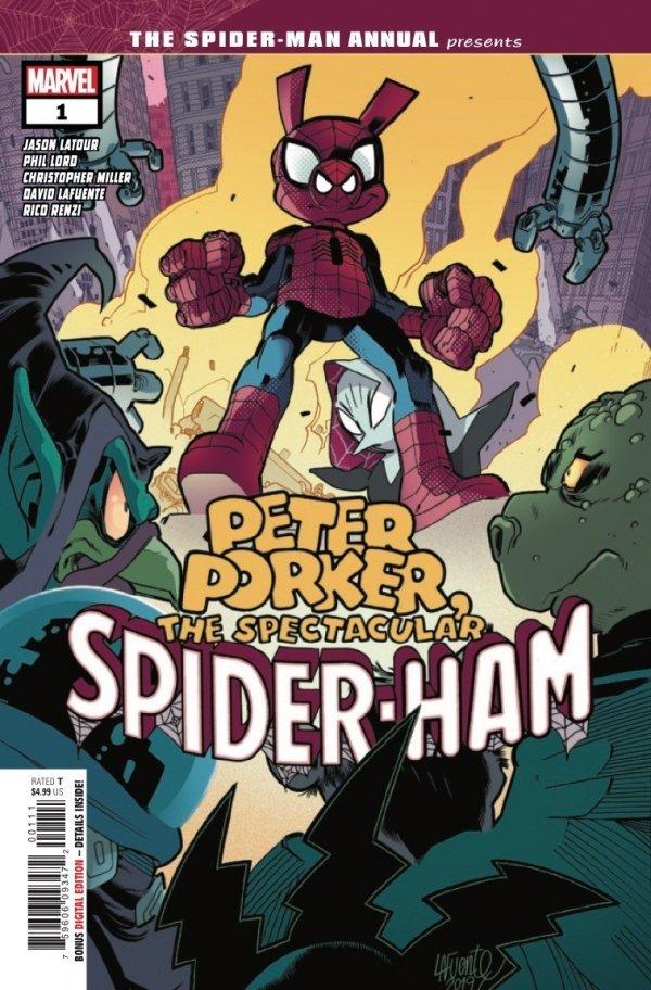 Spider-Man Annual Presents: Peter Porker, The Spectacular Spider-Ham #1