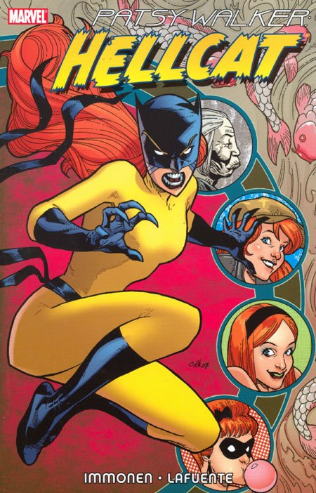Patsy Walker: Hellcat TP Direct Market Edition