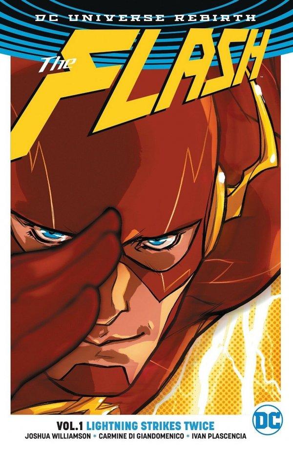The Flash Vol. 1: Lightning Strikes Twice TP