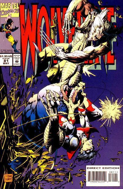 Wolverine #81