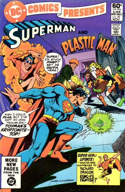 DC Comics Presents #39