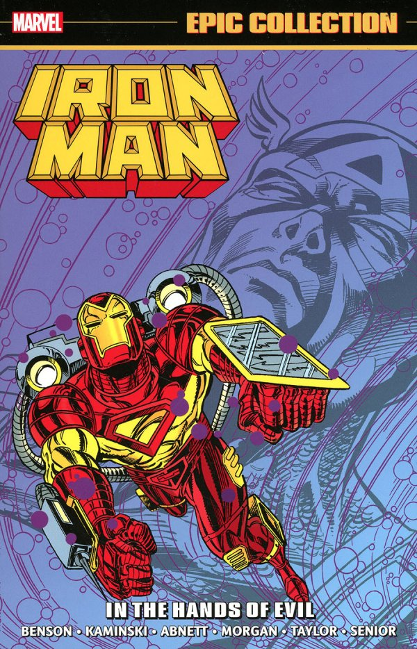 Iron Man Epic Collection: In The Hands of Evil TP