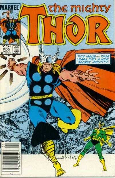 The Mighty Thor #365