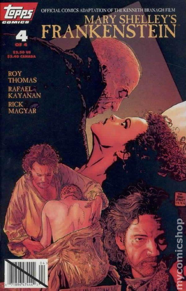 Mary Shelley's Frankenstein #4