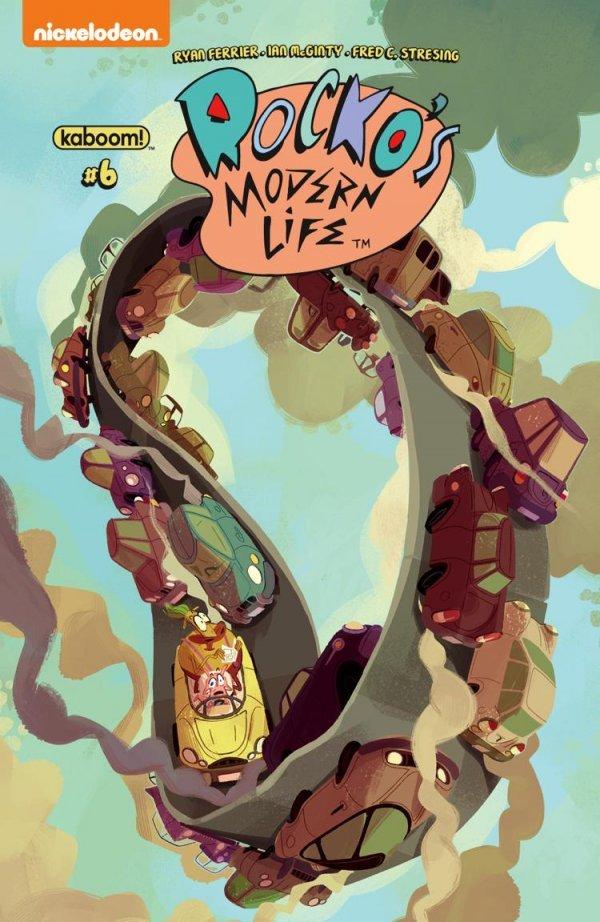 Rocko's Modern Life #6