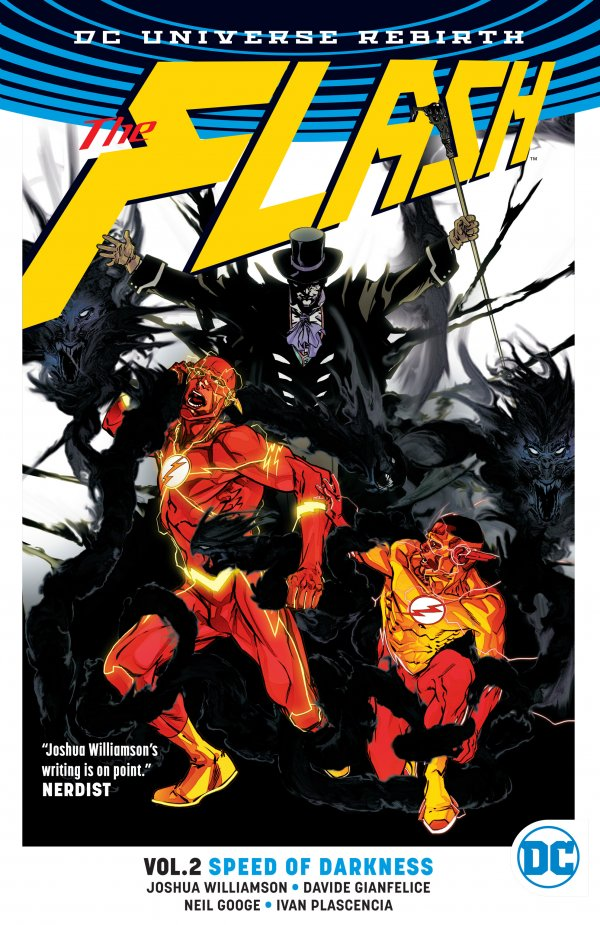 The Flash Vol. 2: Speed of Darkness TP