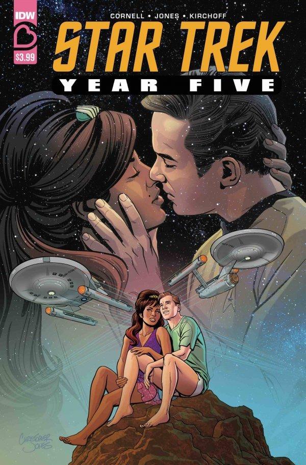 Star Trek: Year Five - Valentine's Day Special #1