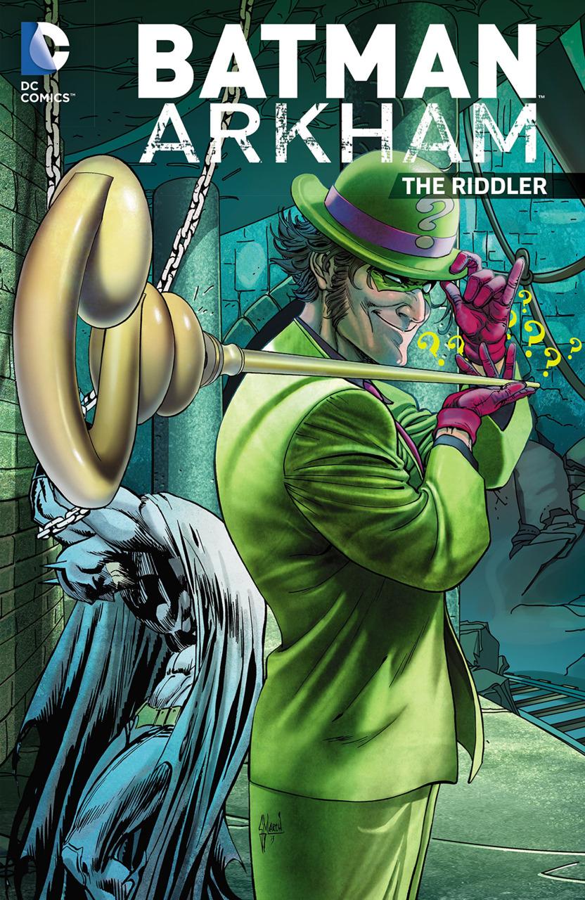Batman: Arkham - The Riddler TP