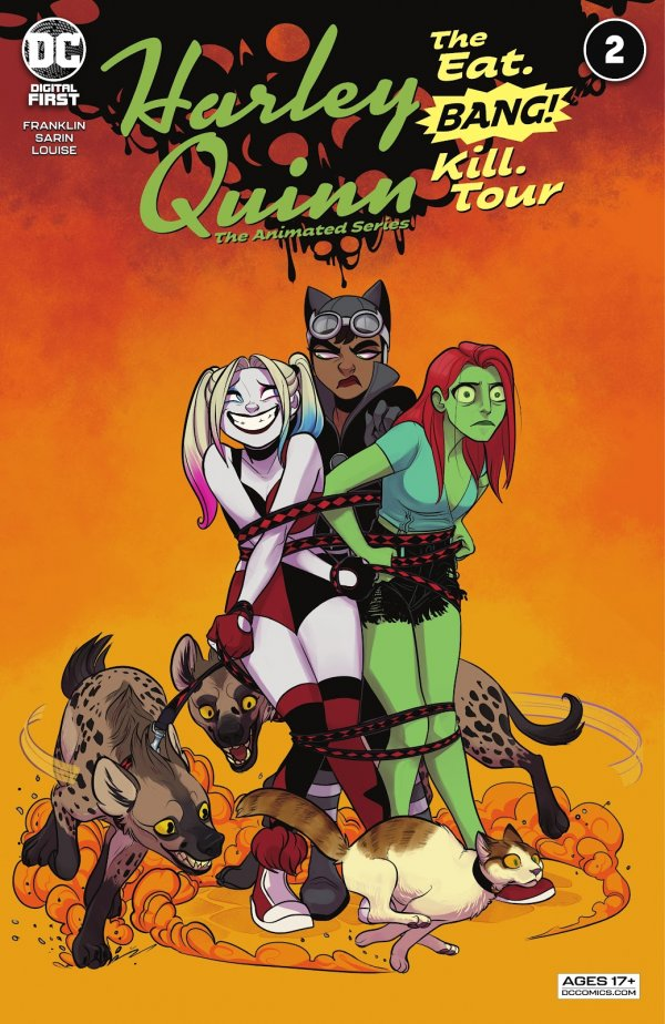 Harley Quinn: The Animated Series - The Eat, Bang, Kill Tour Chapter #2