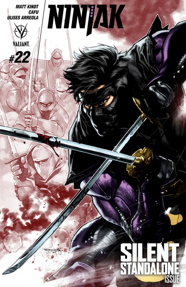 Ninjak #22