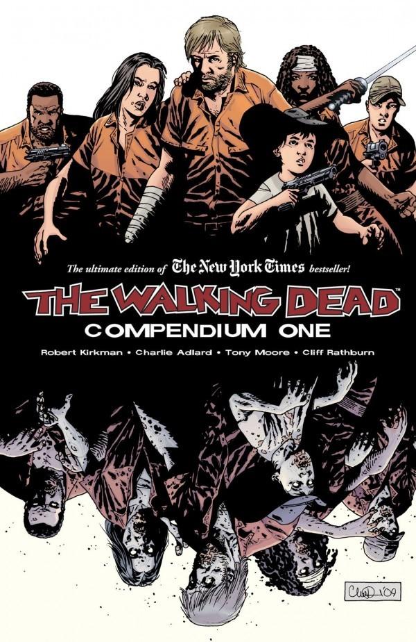 The Walking Dead Compendium Vol. 1 TP