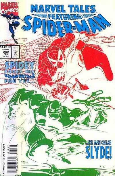 Marvel Tales #282