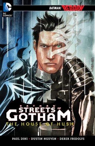 Batman: The Streets of Gotham Vol. 3: House of Hush HC