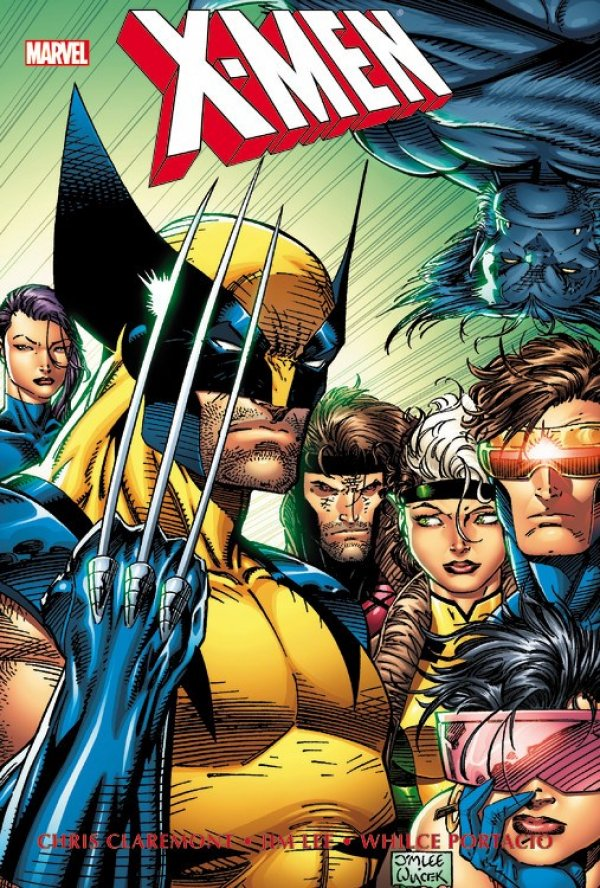 X-Men By Claremont and Lee Omnibus Vol. 2 HC
