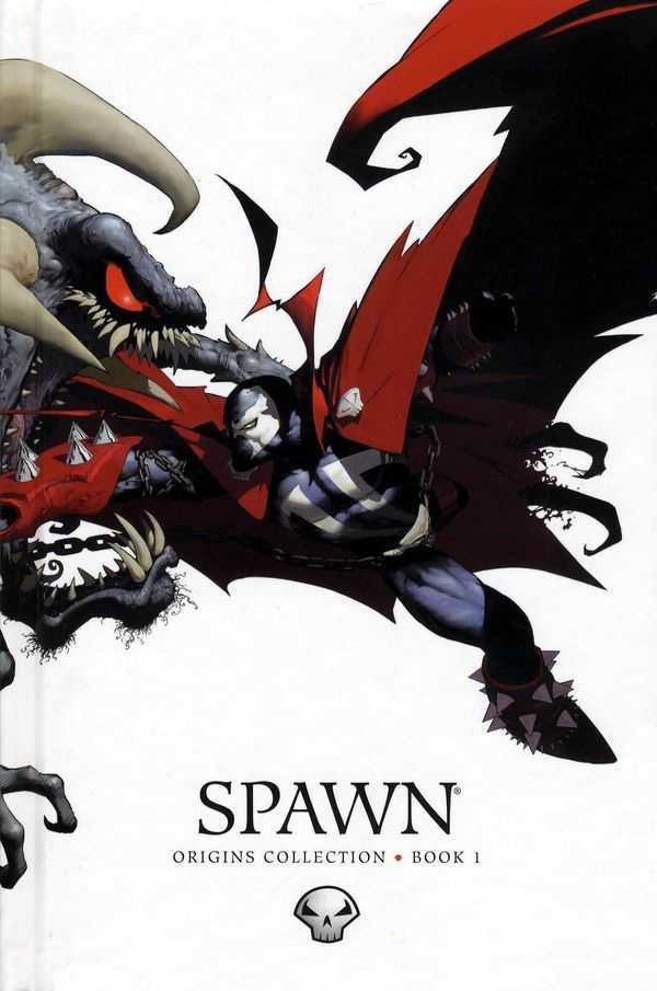 Spawn: Origins Collection Book 1 HC