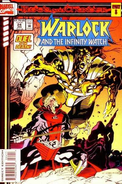 Warlock and the Infinity Watch #24