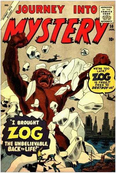 Journey into Mystery #56