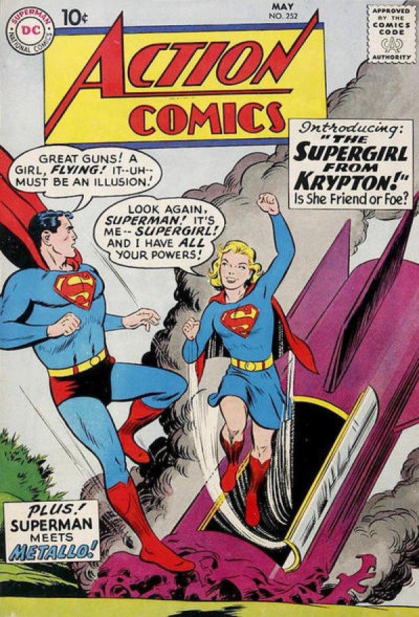 Action Comics #252