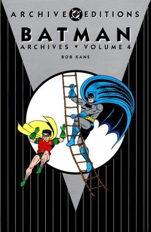 Batman Archives Vol. 4 HC