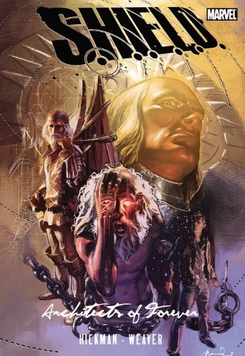 S.H.I.E.L.D.: Architects of Forever HC