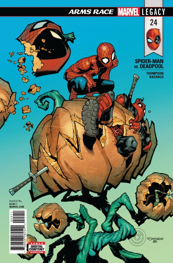 Spider-Man / Deadpool #24