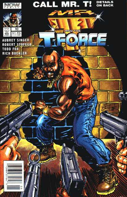 Mr. T and the T-Force #10