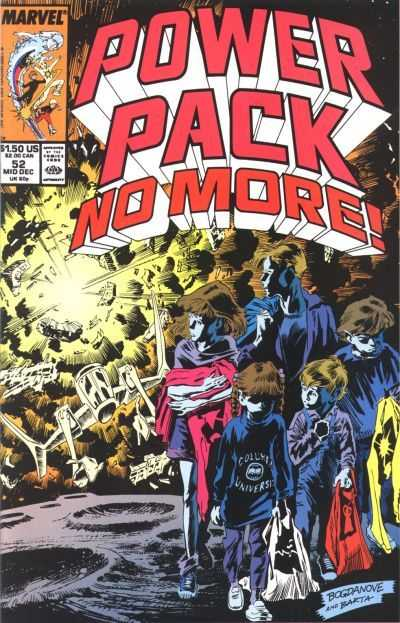 Power Pack #52