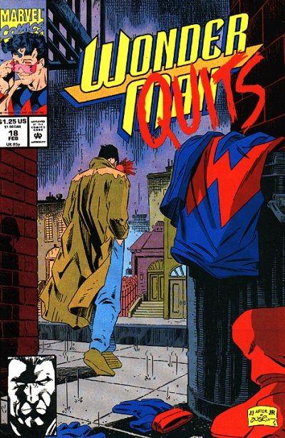 Wonder Man #18