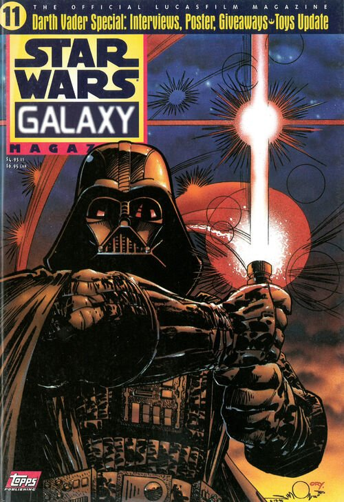 Star Wars Galaxy Magazine #11