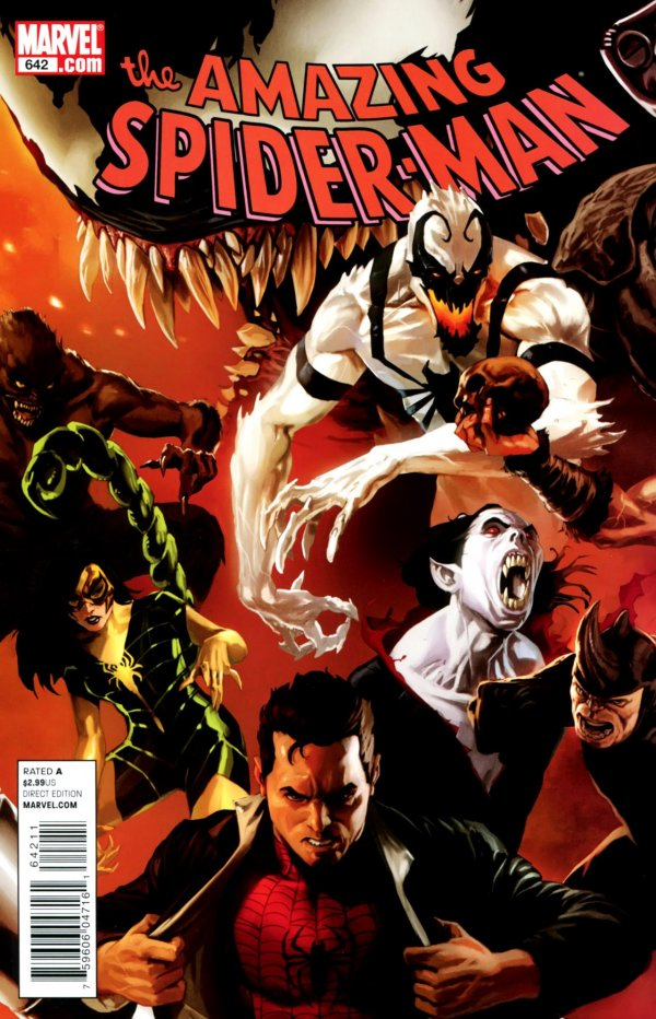 The Amazing Spider-Man #642