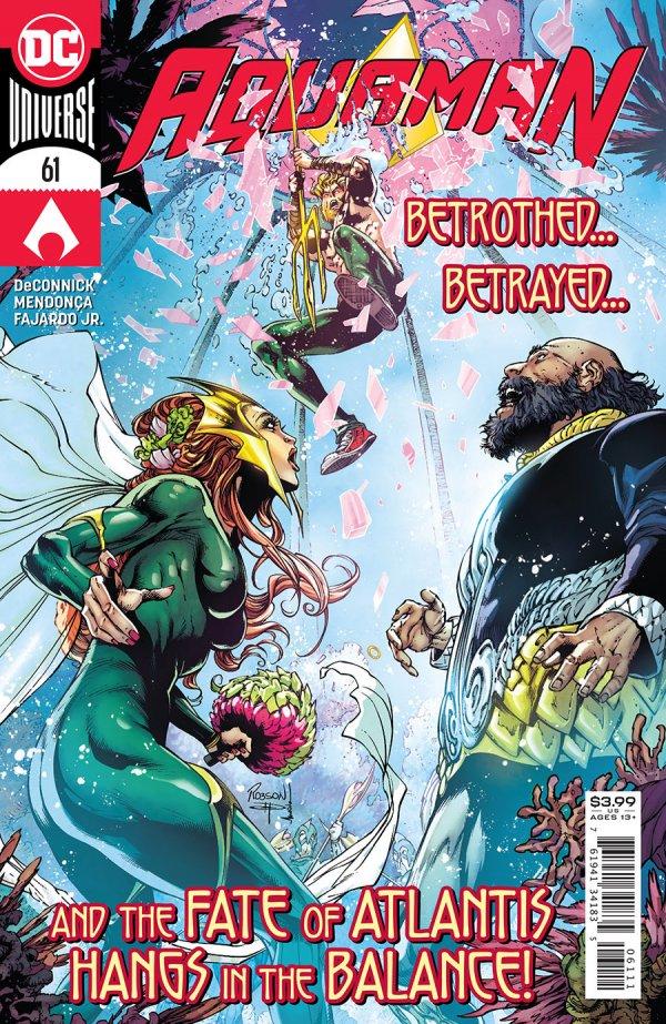 Aquaman #61