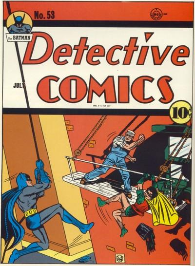 Detective Comics #53