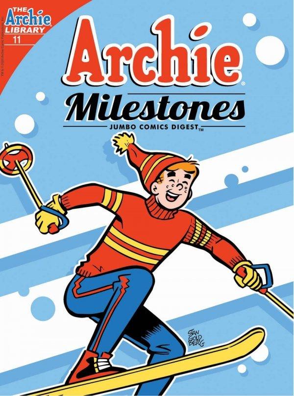 Archie Milestones Jumbo Comics Digest #11
