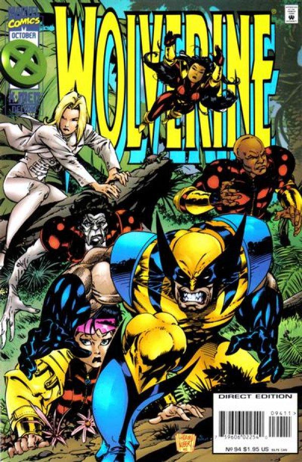 Wolverine #94