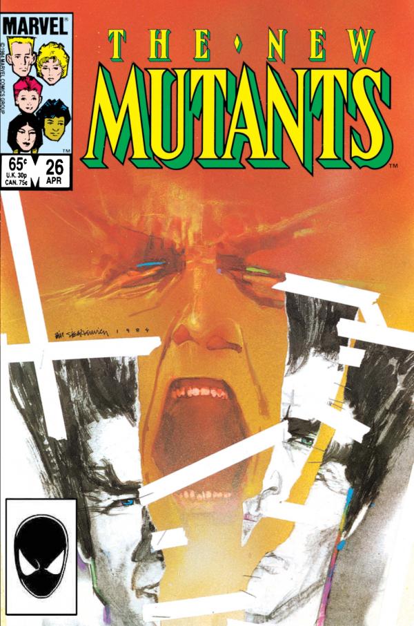 The New Mutants #26