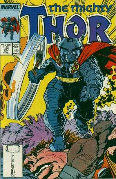 The Mighty Thor #381