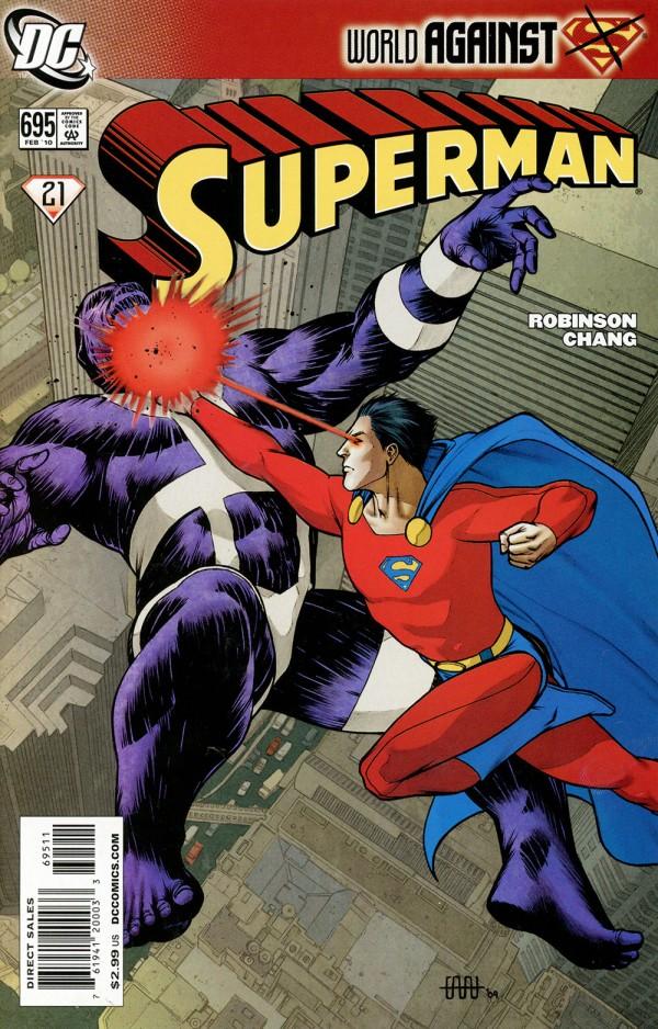 Superman #695