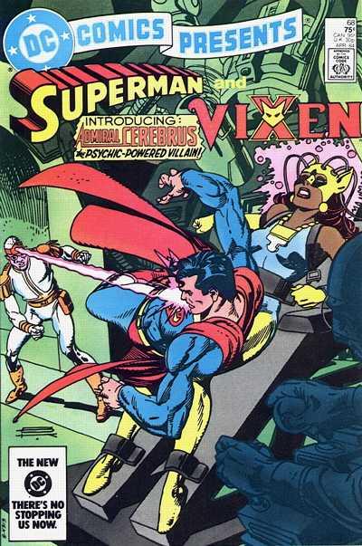 DC Comics Presents #68
