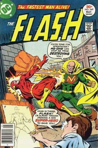 The Flash #249