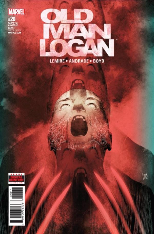 Old Man Logan #20