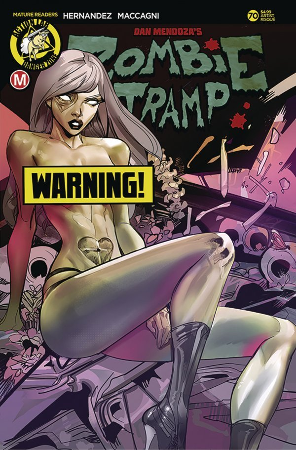 Zombie Tramp #70