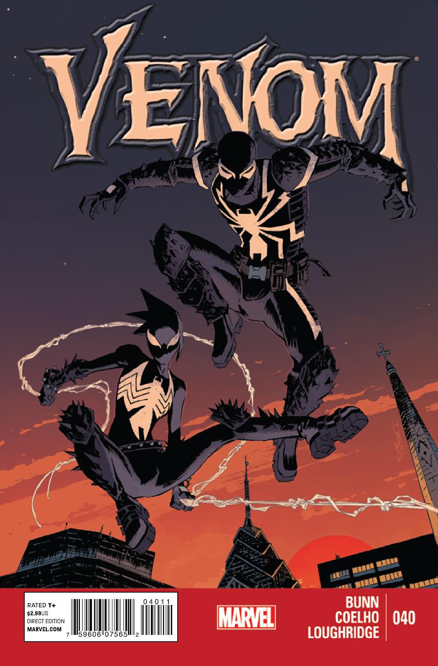 Venom #40