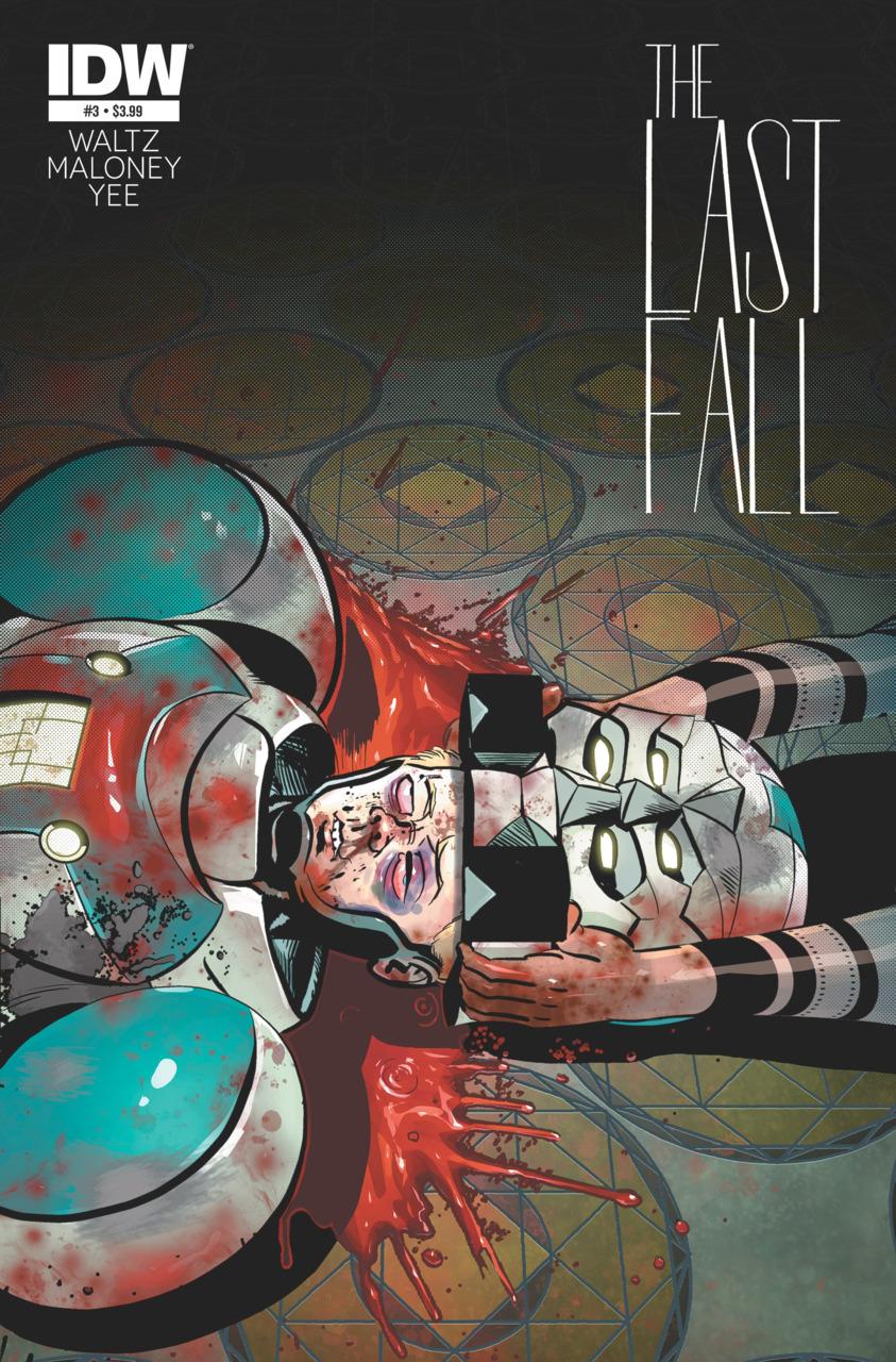 The Last Fall #3