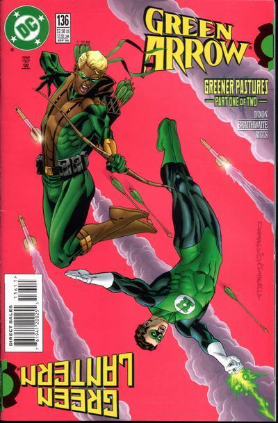 Green Arrow #136