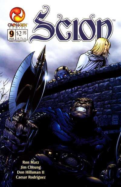 Scion #9