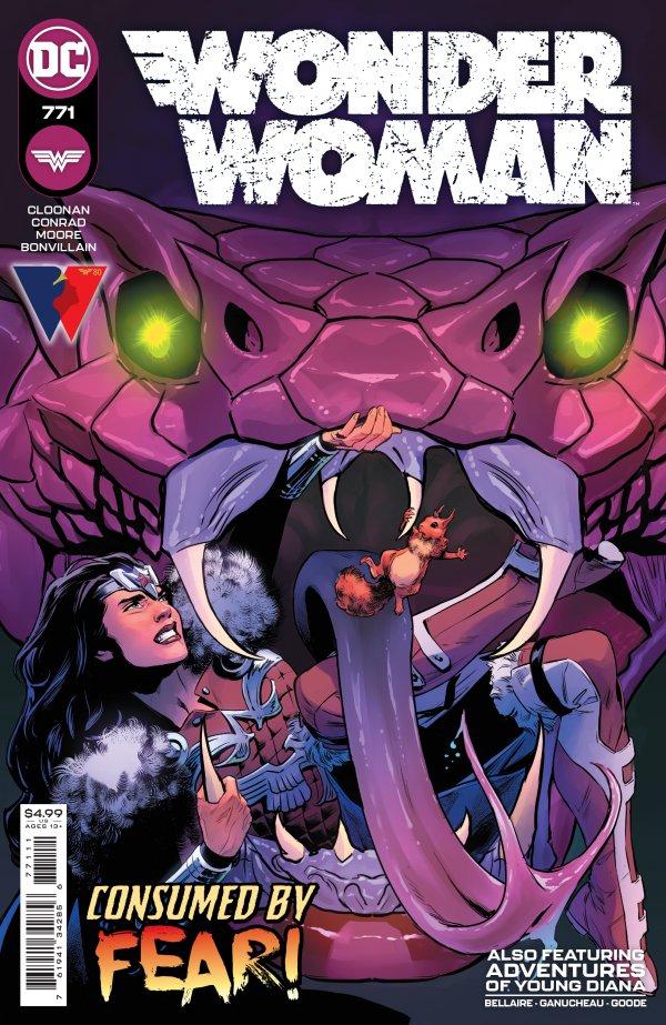 Wonder Woman #771