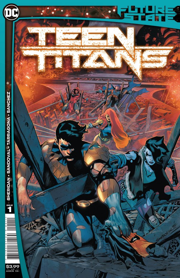 Future State: Teen Titans #1