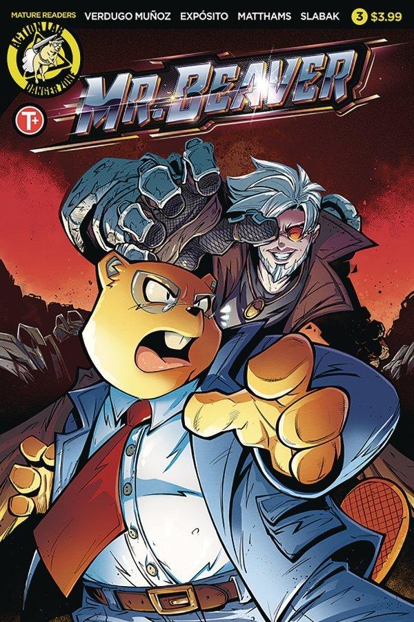 Mr Beaver #3